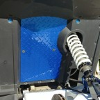 New rear dressing from Slinglow, color match by Painter