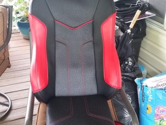 New PRP Seats