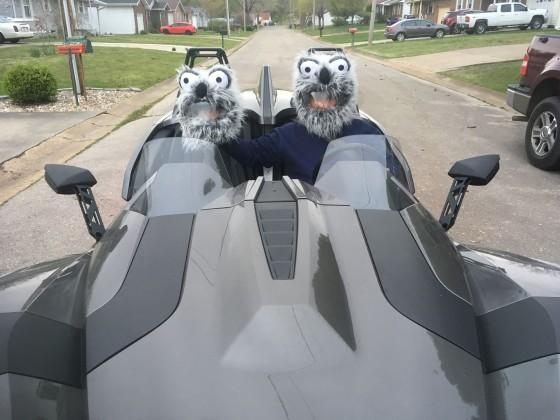 Helment covers