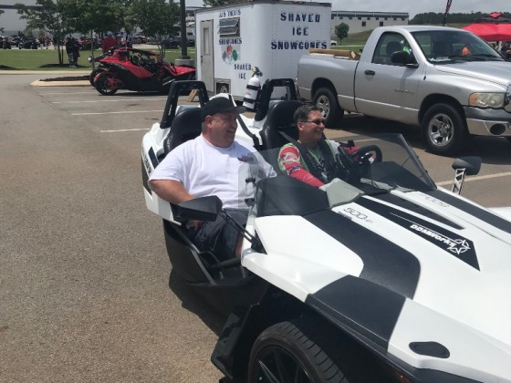 Rabtech And Polaris Manager Of Slingshot Assembly