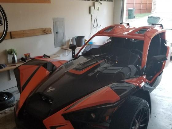 Aceman's 2018 SLR