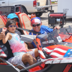 DKF Texas Giving Ride To Kiddos Of Polaris Employees
