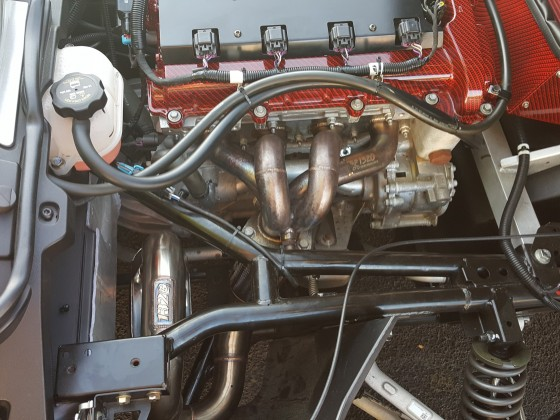 1320 Exhaust and Header