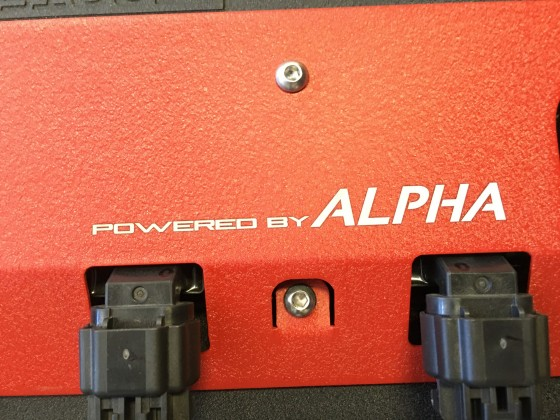 Powered By Alpha