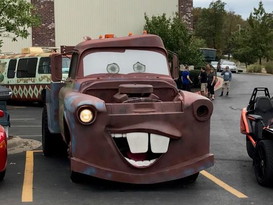 McQueen, 'Mater & Me